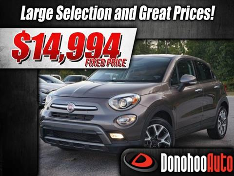 2016 FIAT 500X for sale in Pelham, AL