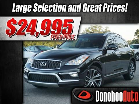 2016 Infiniti QX50 for sale in Pelham, AL