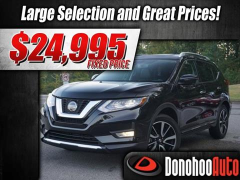 2018 Nissan Rogue for sale in Pelham, AL