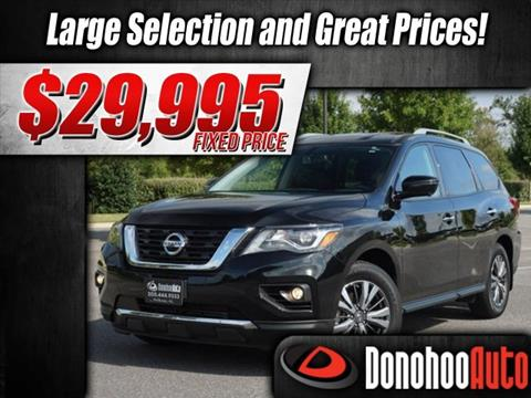 2019 Nissan Pathfinder for sale in Pelham, AL
