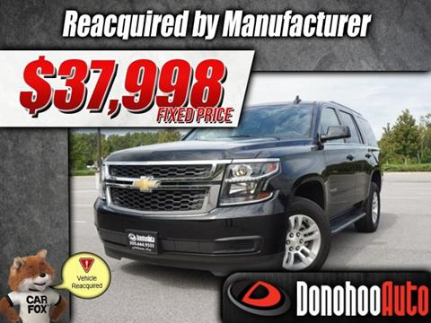 2016 Chevrolet Tahoe for sale in Pelham, AL