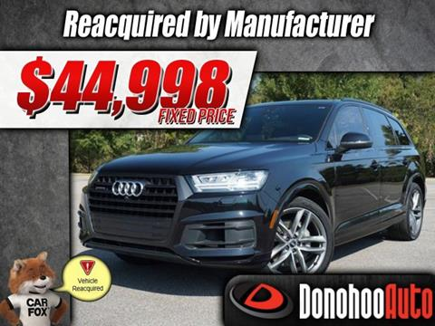 2017 Audi Q7 for sale in Pelham, AL