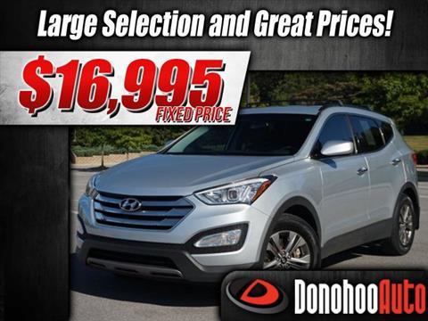 2016 Hyundai Santa Fe Sport for sale in Pelham, AL