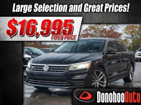 2017 Volkswagen Passat for sale in Pelham, AL