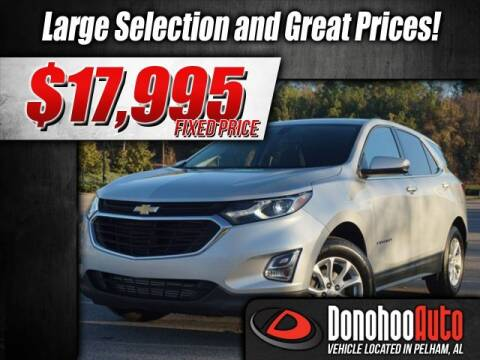 2018 Chevrolet Equinox for sale in Pelham, AL