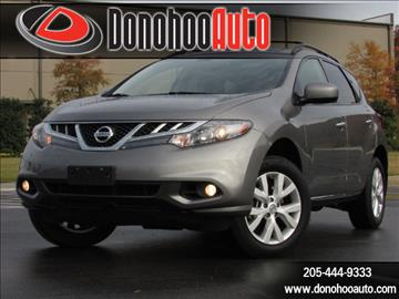 2012 Nissan Murano for sale in Pelham, AL