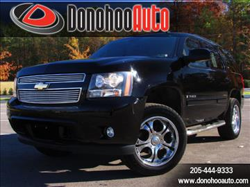 2008 Chevrolet Tahoe for sale in Pelham, AL