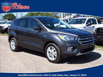 2017 Ford Escape for sale in Tampa, FL