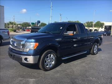 2013 Ford F-150 for sale in Tampa, FL
