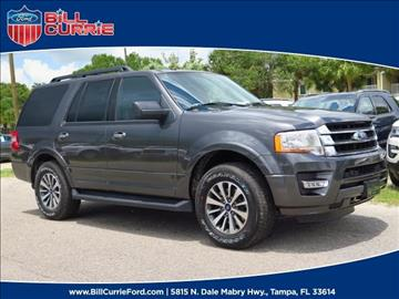 2017 Ford Expedition for sale in Tampa, FL