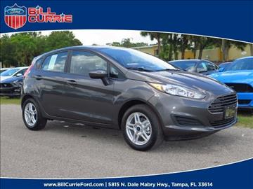 2017 Ford Fiesta for sale in Tampa, FL