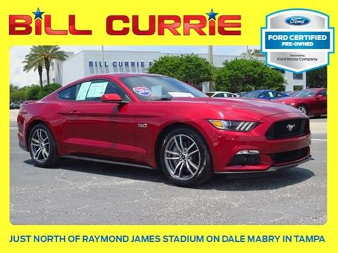 2016 Ford Mustang for sale in Tampa, FL