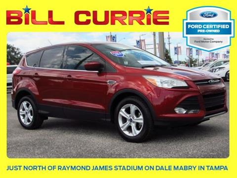 2014 Ford Escape for sale in Tampa, FL
