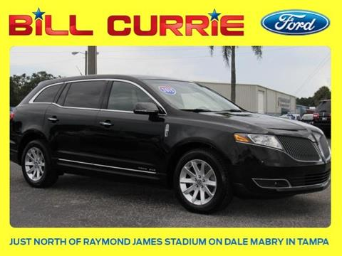 2015 Lincoln MKT Town Car for sale in Tampa, FL