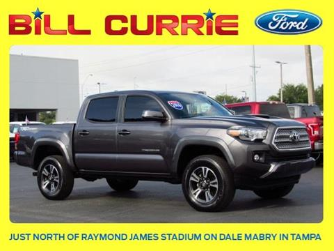 2016 Toyota Tacoma for sale in Tampa, FL