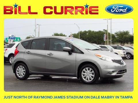 2015 Nissan Versa Note for sale in Tampa, FL