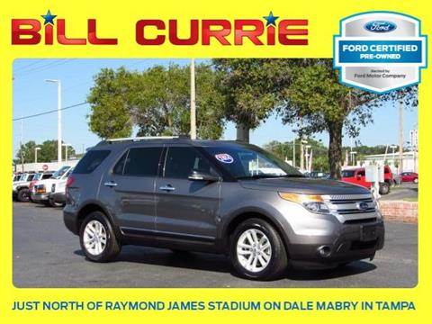 2014 Ford Explorer for sale in Tampa, FL