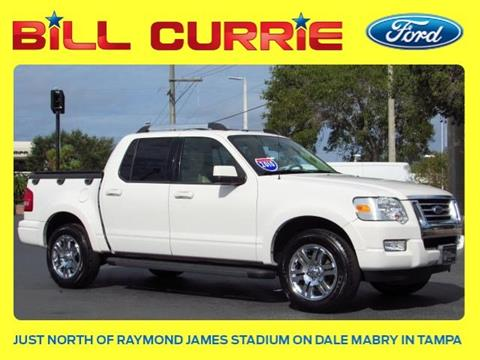 2010 Ford Explorer Sport Trac for sale in Tampa, FL