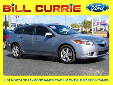 2011 Acura TSX Sport Wagon for sale in Tampa, FL