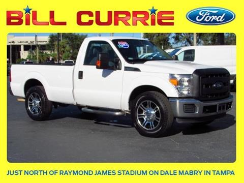 2013 Ford F-250 Super Duty for sale in Tampa, FL