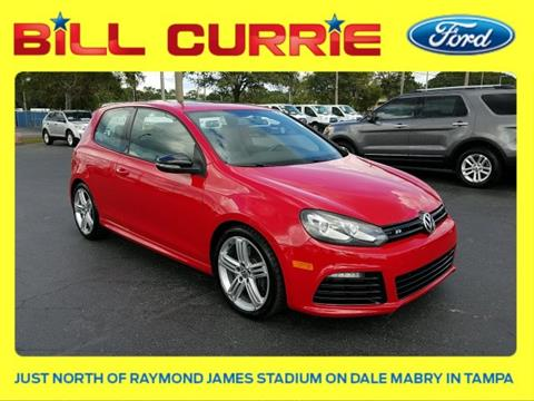 2012 Volkswagen Golf R for sale in Tampa, FL