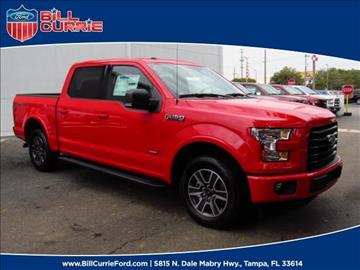 2017 Ford F-150 for sale in Tampa, FL