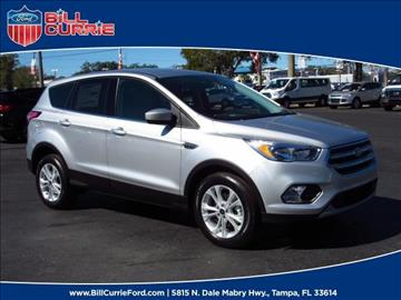 2017 Ford Escape for sale in Tampa, FL