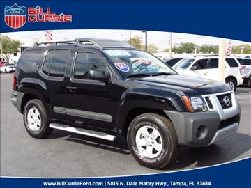 2011 Nissan Xterra for sale in Tampa, FL