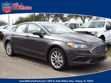 2017 Ford Fusion for sale in Tampa, FL