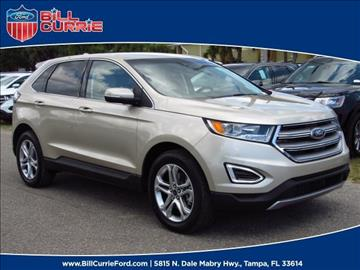 2017 Ford Edge for sale in Tampa, FL