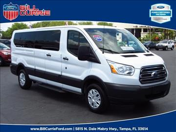 2016 Ford Transit Wagon for sale in Tampa, FL