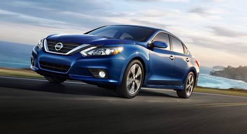2016 Nissan Altima for sale in Brooklyn NY