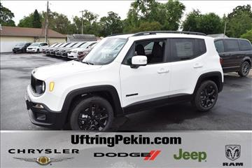 2017 Jeep Renegade for sale in Pekin, IL
