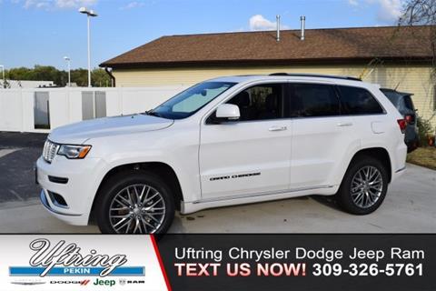 2018 Jeep Grand Cherokee for sale in Pekin, IL