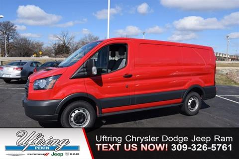 2015 Ford Transit Cargo for sale in Pekin, IL