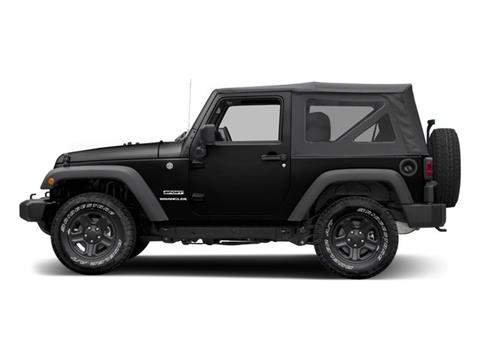 2016 Jeep Wrangler for sale in Pekin, IL