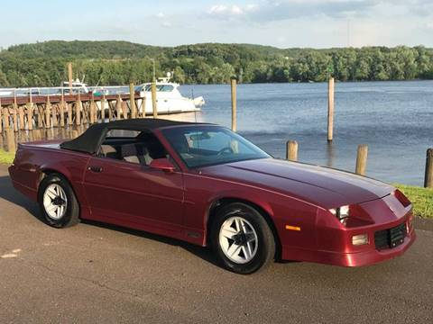 1989 Chevrolet Camaro for sale in Paquabuck, CT