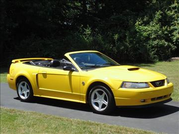 2004 Ford Mustang for sale in Paquabuck, CT
