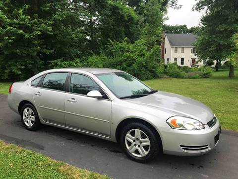 2008 Chevrolet Impala for sale in Paquabuck, CT