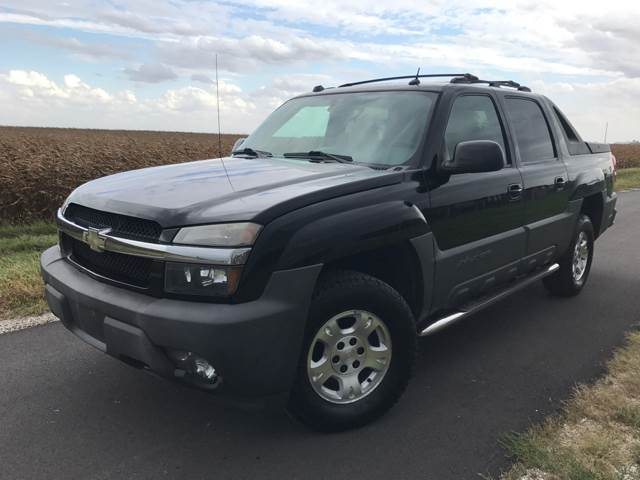 2005 chevrolet avalanche 4dr 1500 z71 4wd crew cab sb in. Black Bedroom Furniture Sets. Home Design Ideas