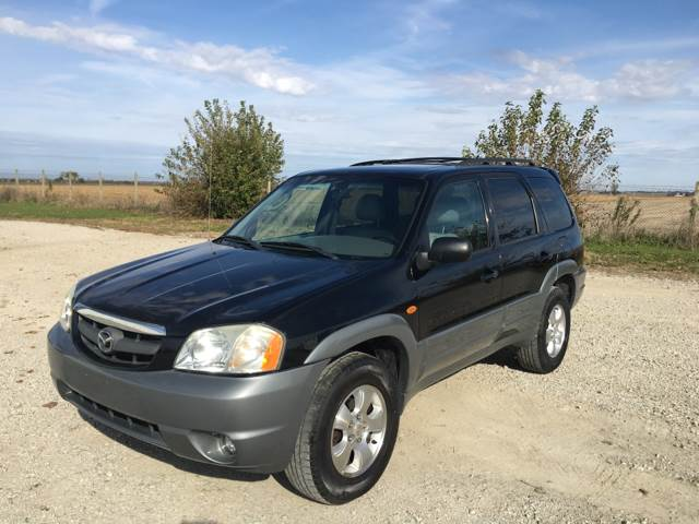 2002 mazda tribute es v6 4wd 4dr suv in tolono il hdr motors. Black Bedroom Furniture Sets. Home Design Ideas