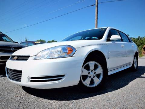 2009 Chevrolet Impala for sale in Anmoore, WV
