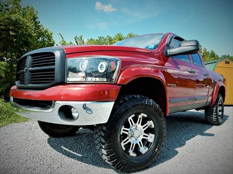 2006 Dodge Ram Pickup 1500 for sale in Anmoore, WV