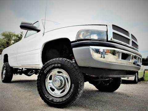 1997 Dodge Ram Pickup 2500 for sale in Anmoore, WV