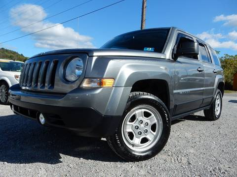 2012 Jeep Patriot for sale in Anmoore, WV