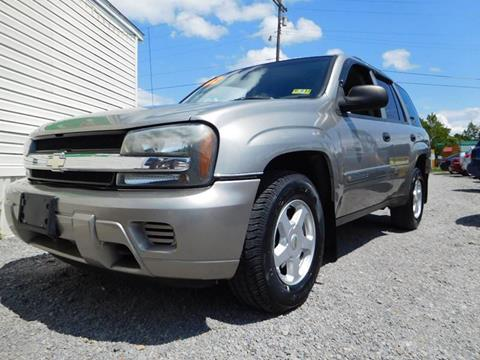 2002 Chevrolet TrailBlazer for sale in Anmoore, WV