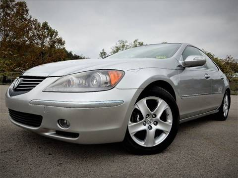 2008 Acura RL for sale in Anmoore, WV