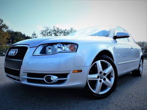 2007 Audi A4 for sale in Anmoore, WV