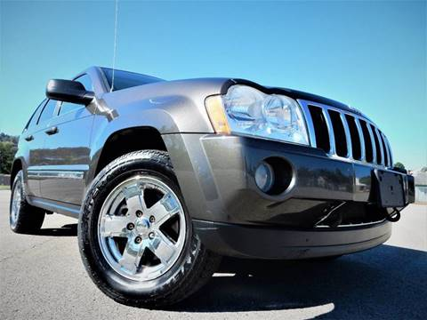 2005 Jeep Grand Cherokee for sale in Anmoore, WV