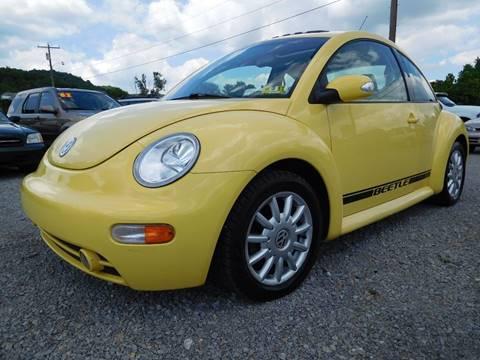 2004 Volkswagen New Beetle for sale in Anmoore, WV